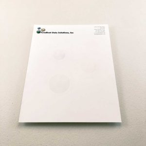 Letterhead printing in Miami