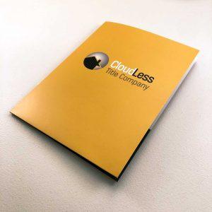 Presentation Folder Printing in Miami