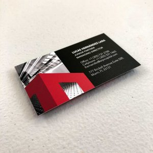 Business Card Printing in Miami