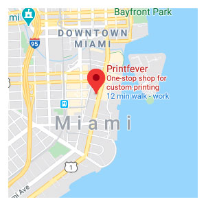 Printfever location